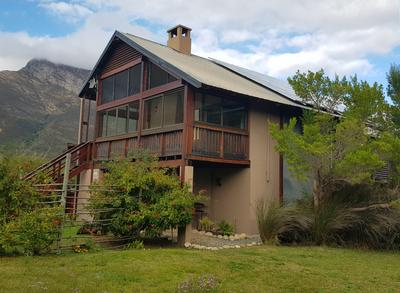 Property For Sale in Mount Bain Private Nature Reserve, Bainsklooof