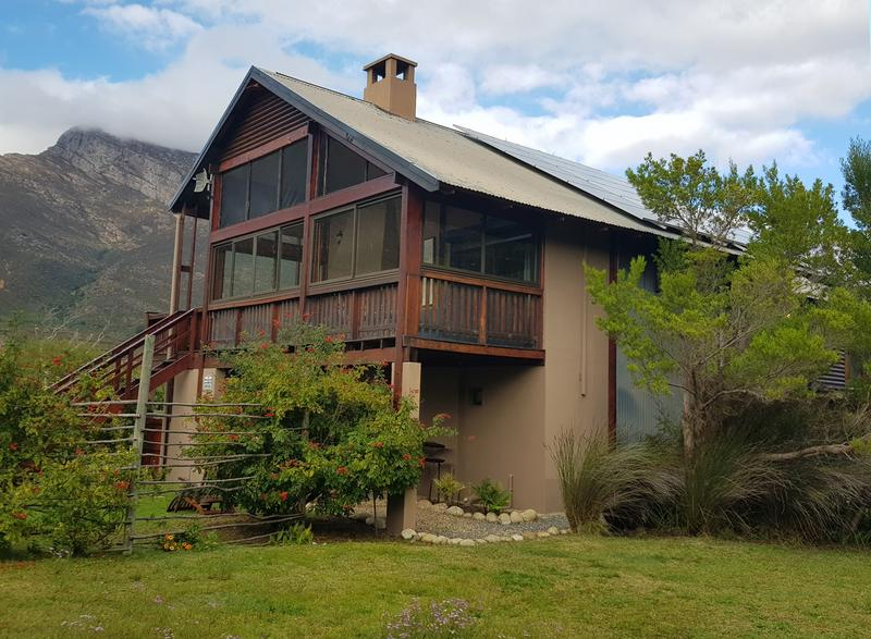Property For Sale in Mount Bain Private Nature Reserve, Bainsklooof 1